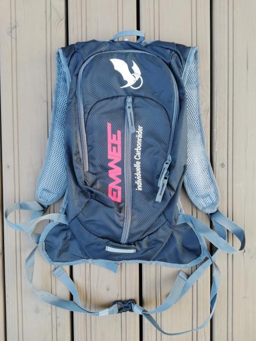 Emwee Sportrucksack mit optionalem Trinksystem